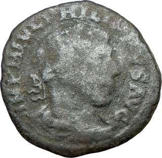 Viminacium Sestertius LEGIONS Ancient Roman Coin Bull & lion