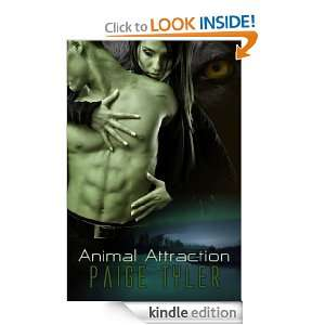 Animal Attraction [Men of Alaska] eBook Paige Tyler