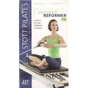 Stott Pilates Essential Reformer (Updated 2nd Edition