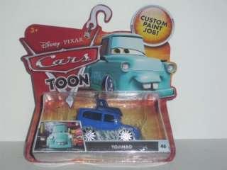 Disney Pixar Cars TOON Yojimbo #46 Custom Paint Job