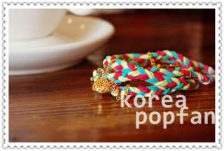 SNSD girls Generation KPOP Handmade BRACELET NEW