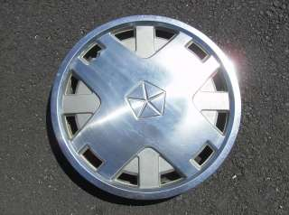 1988 88 DODGE ARIES PLYMOUTH RELIANT HUBCAP WHEEL COVER