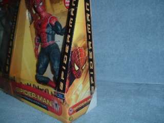 SPIDER MAN DOC OCK 12 inch Super Poseable 2 Pack RARE 2004 Toy Biz