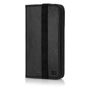 HEX Code Wallet Leather Case for iPhone 4/ iPhone 4S BLACK