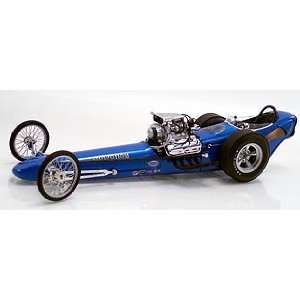 Top Fuel Dragster, Leong / Prudhomme/ Snively, Blue: Toys & Games