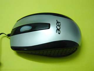 ACER 1200dpi Optical Retractable Travel USB Mouse Mice For Laptop