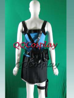Resident Evil Umbrella Jill Valentine Costume Cosplay