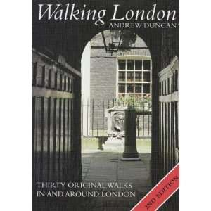 Walks In and Around London (9780844201443): Andrew Duncan: Books