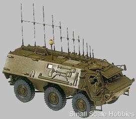 Hummel Eloka TPz1 Personel Carrier Roco / Herpa Minitanks 448, 1/87
