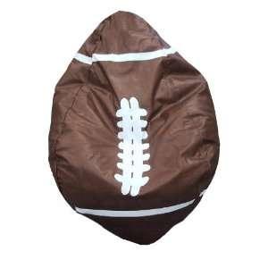 Bean Bag Boys Football Bean Bag Chair