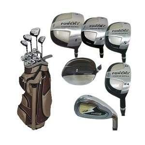Texan Classics Power2 LADY LEFTY SQUARE Golf Club Set w