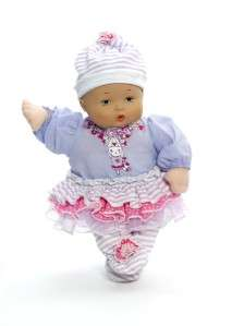Alexander My First Baby Itty Bitty Ballerina Blue Eyes Baby Girl Doll