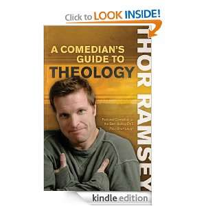 Comedians Guide to Theology: Featured Comedian on the Best Selling