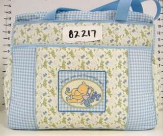 Original Classic Pooh Baby Shower Gift Diaper Bag Discontinue