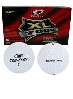 NEW (15) Top Flite XL 7000 Super Long Golf Balls   (15 pack)