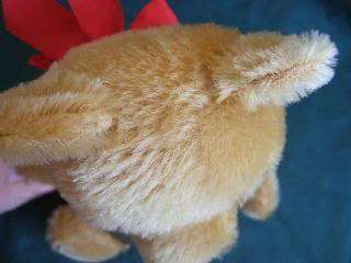 1980s JOINTED HERMANN TEDDY BEAR WITH ORIGINAL TAGS