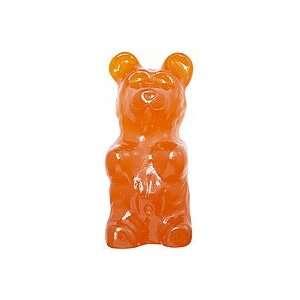 Worlds Largest Gummy Bear   Orange 5 LBS  Grocery