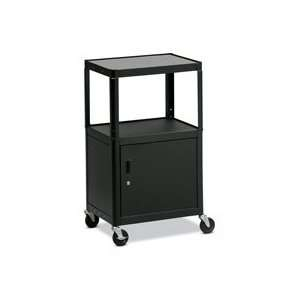 HON Company Products   Projection Cart, Adjust., Locking