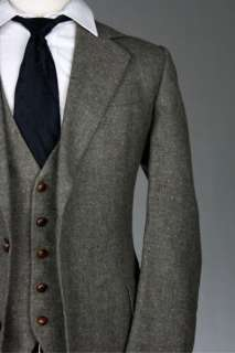 this is an awesome three piece suit by pierre cardin