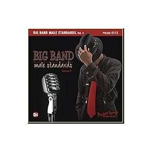 Big Band Male Standards, Vol. 4 (Karaoke CDG) Musical