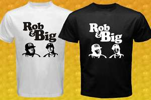 New Rob and Big gangster bb The skater tee cool T SHIRT