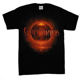 Godsmack The Oracle Album Cover Rock Band Adult T Shirt Tee