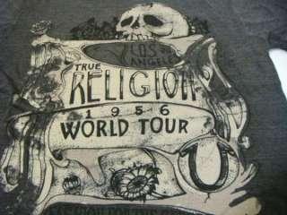 NWT TRUE RELIGION Brand Mens Elm Street Logo Tee Shirts