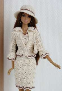 OOAK Fashion  outfit for Fashion Royalty NU FACE, Dynamite Girl