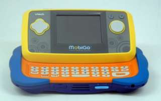 VTech Mobigo Learning Touch System Blue Kids Educational Toys 80