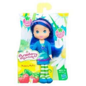Strawberry Shortcake Mini Soft Doll   Blueberry Muffin Toys & Games
