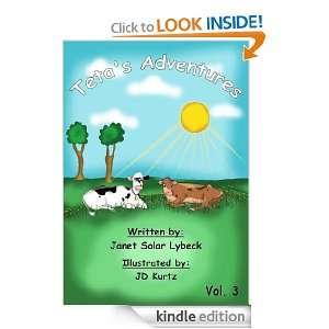 Tetas Adventures Vol 3: Janet Solar Lybeck, JD Kurtz: