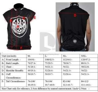 Waistcoat for Rock Racing Men Mens Bicycle bike Jersey bags DB175