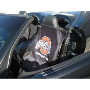 Ohio State Buckeyes Car Seat Cover   Sports Towel Sports