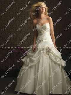 Dream wedding dress bridal gowns Prom ball dress**Evening dress