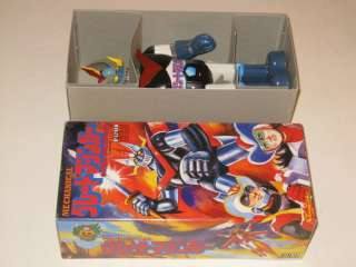 Mechanical Billiken Shokai Great Mazinger Tin Wind Up Robot