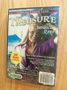 CALLIE AND SON & THE TREASURE OF JAMAICA REEF new dvd CHERYL LADD