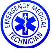 EMERGENCY MEDICAL TECHNICIAN EMS REFLECTIVE DECAL