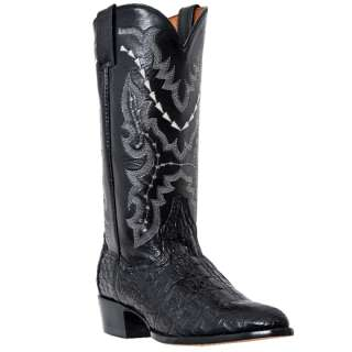 NEW DAN POST BIRMINGHAM MENS CAIMAN BLACK BOOTS 11 D
