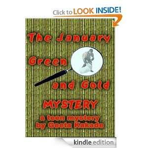 The January Green and Gold Mystery eBook: Geeta Kakade