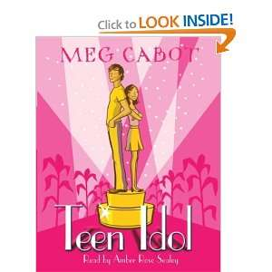 Teen Idol (9781405049887): Meg Cabot: Books