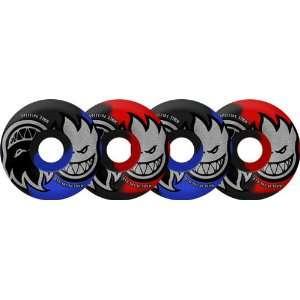 Spitfire 50/50 Eternal Mash 54mm Red/Blue/Black Wheels