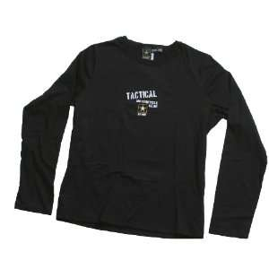 Power Trip US Army Tactical Ladies Long Sleeve T Shirt