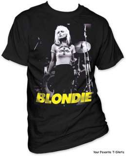 Licensed Blondie Fun Time Adult Shirt S XL