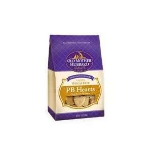Old Mother Hubbard Distinctive Shapes PB Hearts™   12 oz
