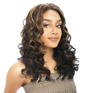 Model Model Synthetic Baby Hair Lace Front Wig   Ace 4