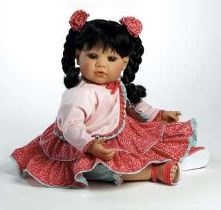 2011 SASSY & SWEET Charisma Adora Doll TODDLER 2020881