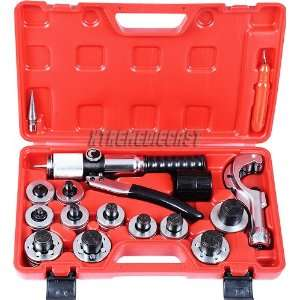 Ct300a Lever Tubing Expander Tool Swaging Kit Hvac Tools Tube, Piping