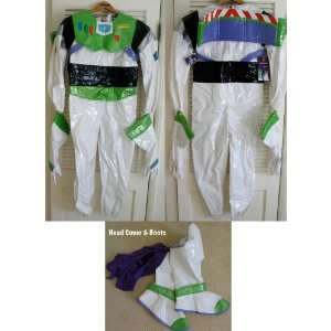 Disney Store Buzz Lightyear Light Up Magic Deluxe Costume