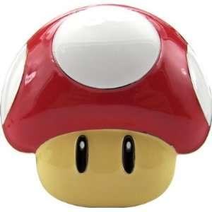 Official NINTENDO Super Mario Mushroom Belt Buckle