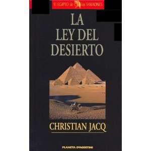 La Ley del Desierto: Segundo Volumen de la Trilogia el Juez